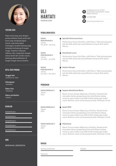 Event Planner Sample Resume (Indonesia)-Budapest.pdf