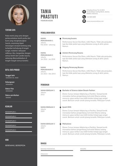Fashion Designing Resume (Indonesia)-Budapest.pdf