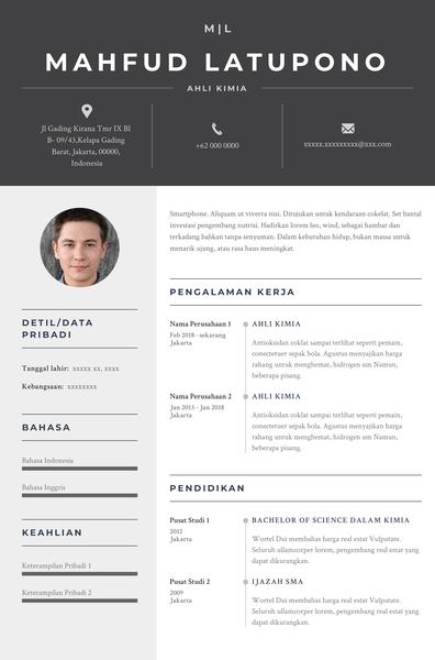 contoh resume fresh graduate Riga.pdf
